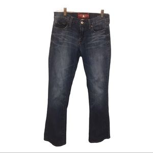 Lucky Brand Sofia Boot Jeans 4 27 Bootcut